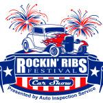 rockin ribs fest car show logo copy