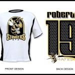 stingers front and back